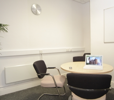 Onsite meeting space available